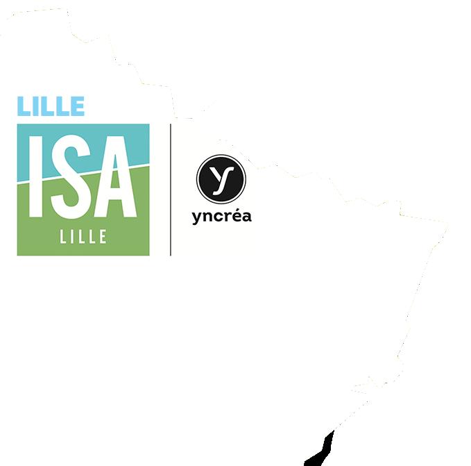 réseau France Agro³ ISA