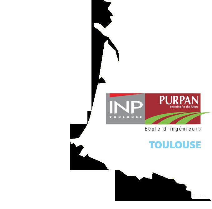 réseau France Agro³ Purpan