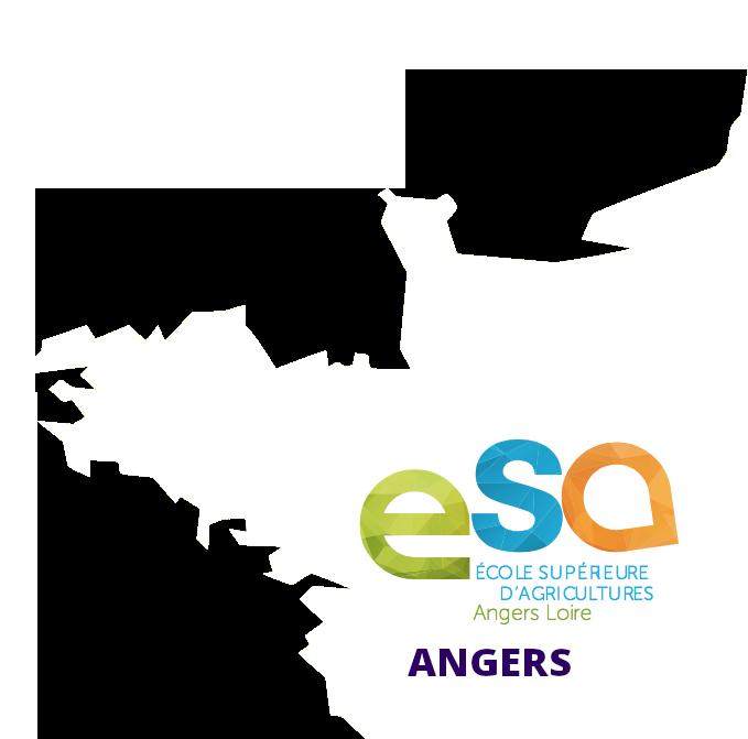 réseau France Agro³ ESA