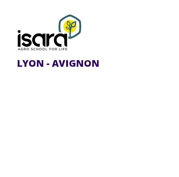 réseau France Agro³ ISARA