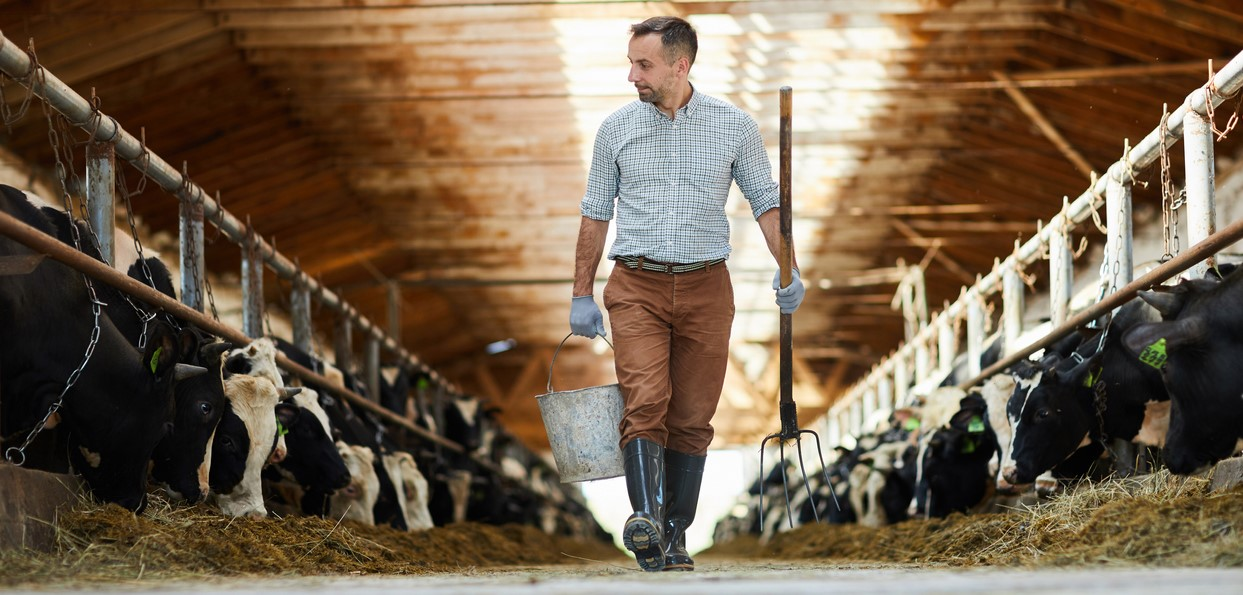 éleveur - responsabilité environnementale - agroécologie