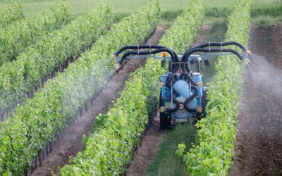 Saviez-vous que l'Ozone est un sérieux candidat pour substituer certains produits phytosanitaires en agronomie ?