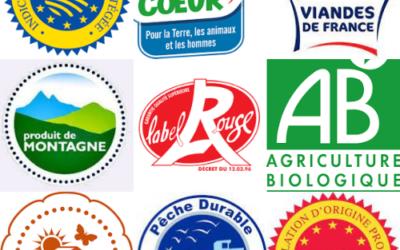 Les labels alimentaires, un enjeu de poids pour conquérir le cœur des consommateurs